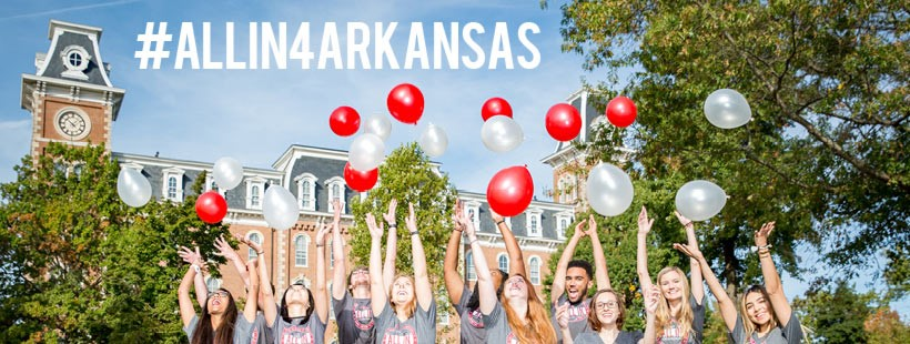 All In for Arkansas 2018 Cover Photo 1